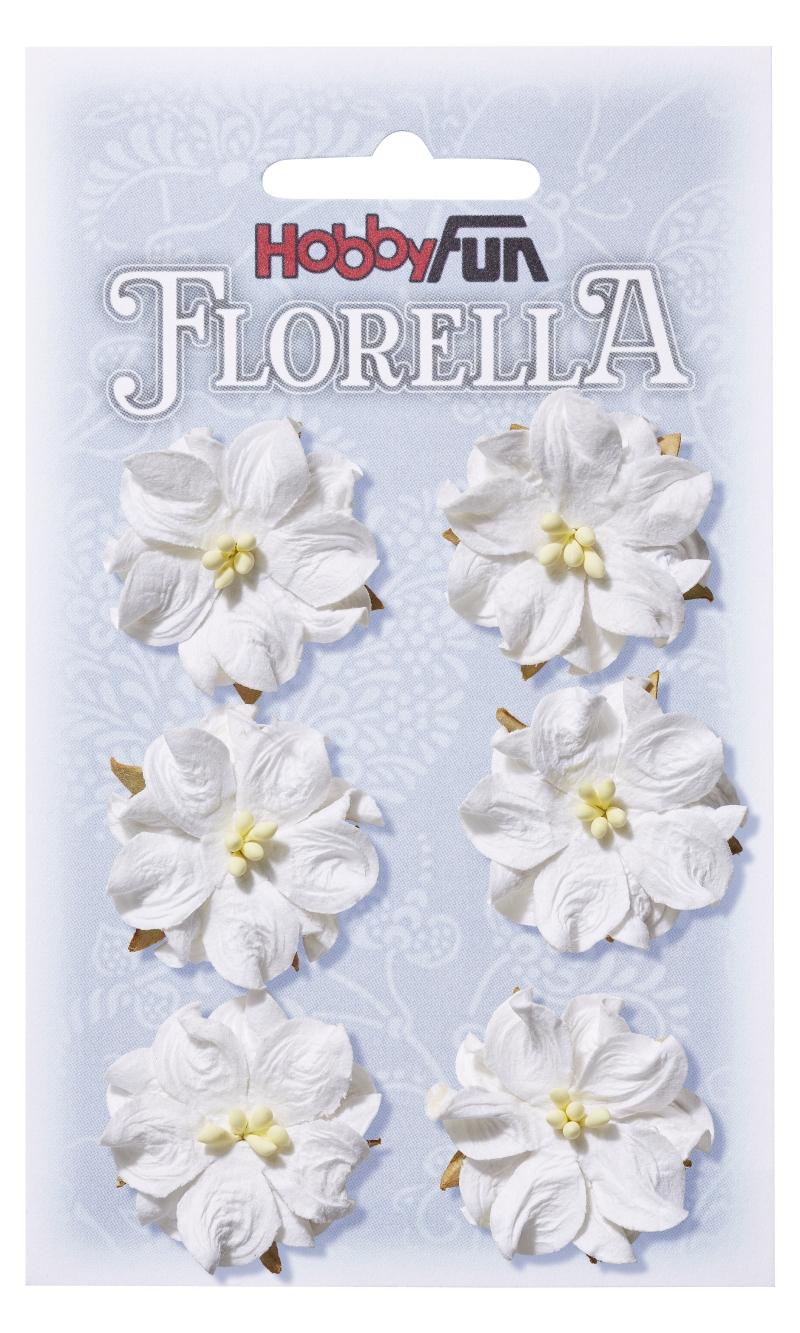 Florella bl ten edle blumen aus maulbeerpapier for Edle dekoartikel