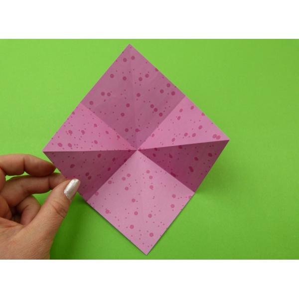 herzen basteln herzen falten origami. Black Bedroom Furniture Sets. Home Design Ideas