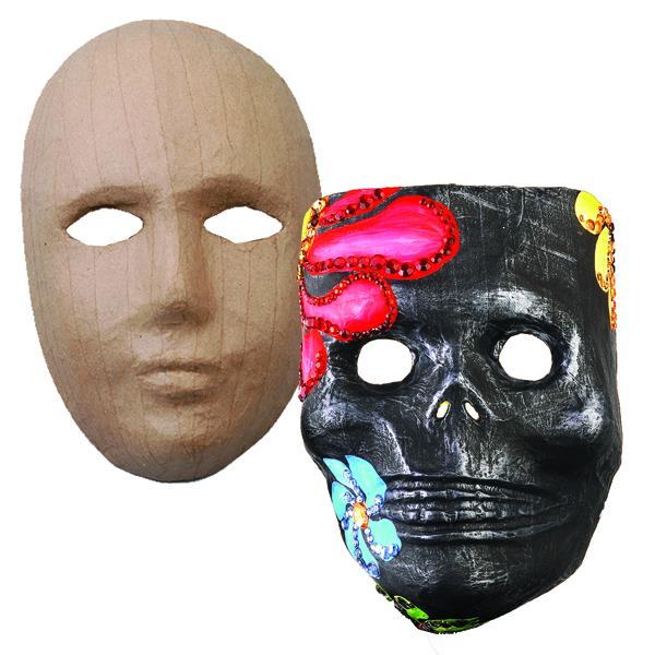 Masken Aus Papier